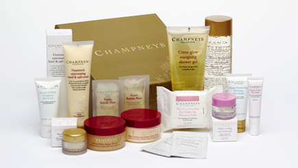 Champneys ladies spa hamper