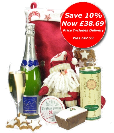 Christmas Stocking Hamper