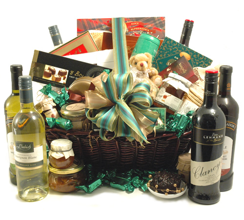 The Grande Luxury Hamper