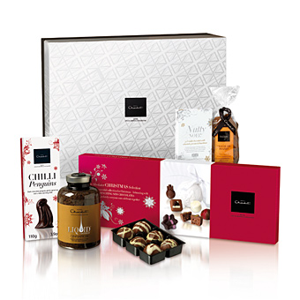 Christmas Chocolate Pamper Hamper