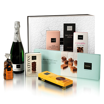 Chocolate Be Pampered Hamper