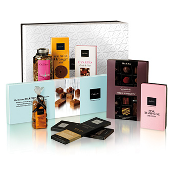 Be Pampered Chocolate Hamper
