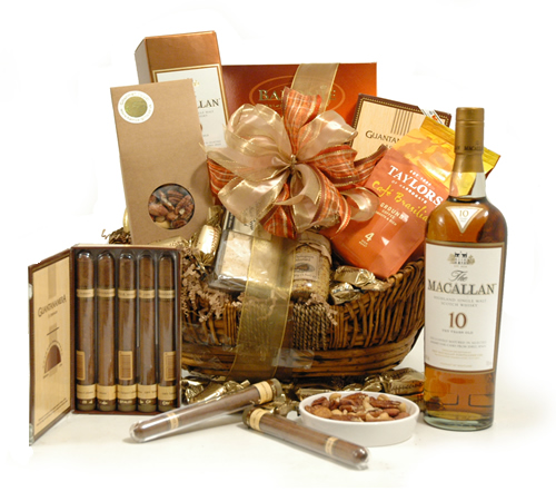 Cuban cigars whisky luxury gift hamper luxuryhamper a negle Gallery