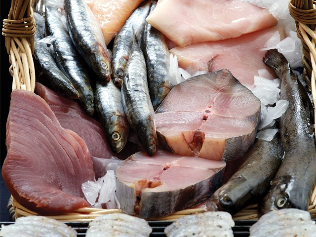 BBQ Luxury Fish Hamper