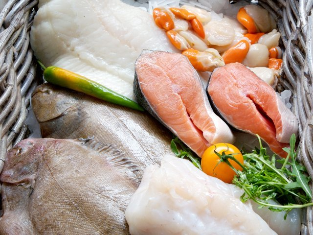Pure Indulgence Luxury Fish Hamper